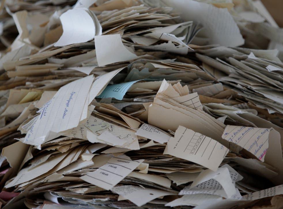 Germany Stasi Files