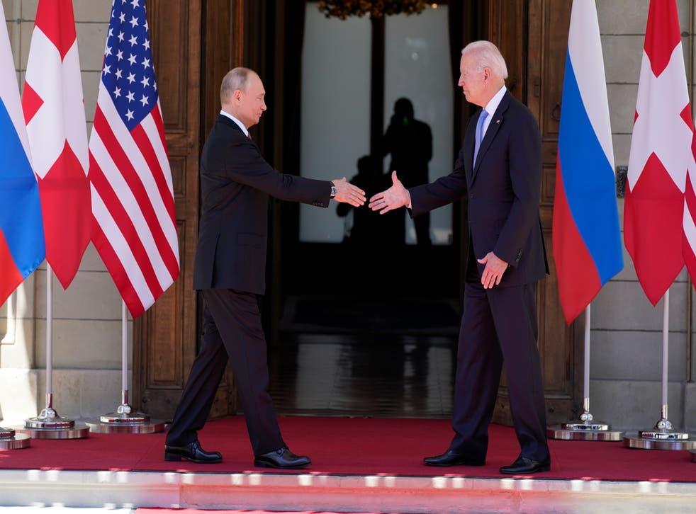 CUMBRE-RUSIA REACCIONES