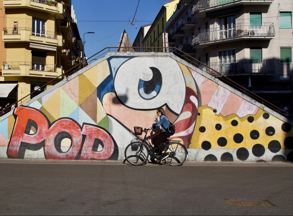<p>Cycle culture is taking off in Milan</p>