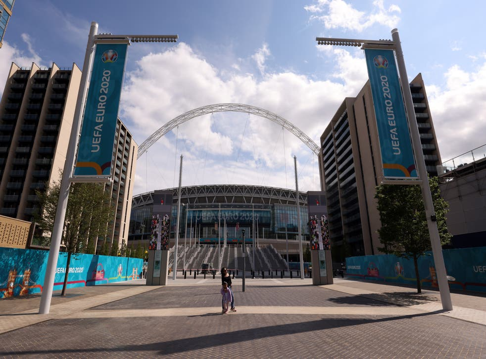 Wembley plays host to England against Scotland on Friday