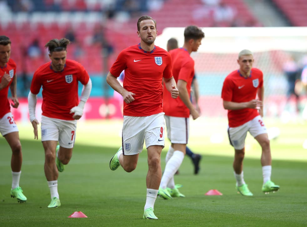 <p>Harry Kane is focused firmly on leading England to Euro 2020 glory</p>