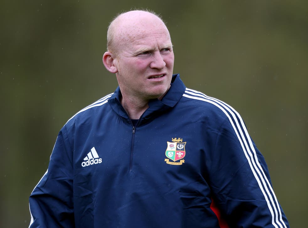 Lions kicking coach Neil Jenkins says those players training in Jersey have a head start on those still playing for their clubs