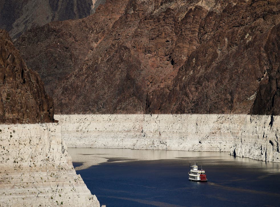 Las Vegas Drought versus Growth