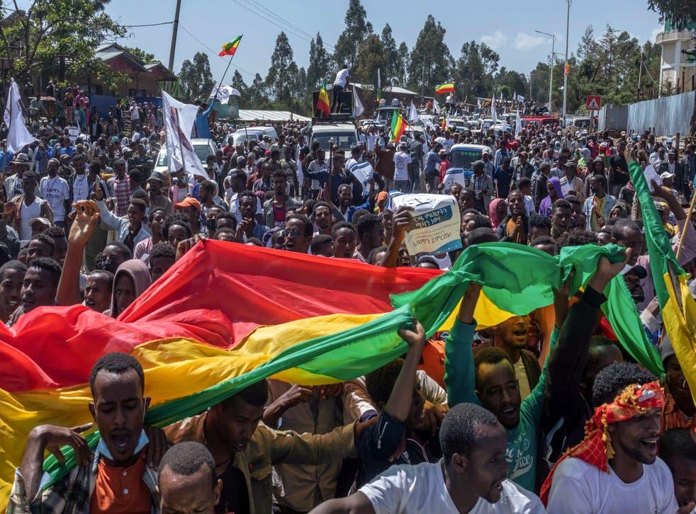 <p>Ethiopia Election</p>