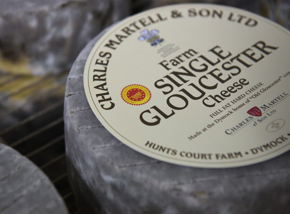 <p>Cheese exports to the EU fell by two-thirds in the first three months of the year, compared with the same period in 2020</p>