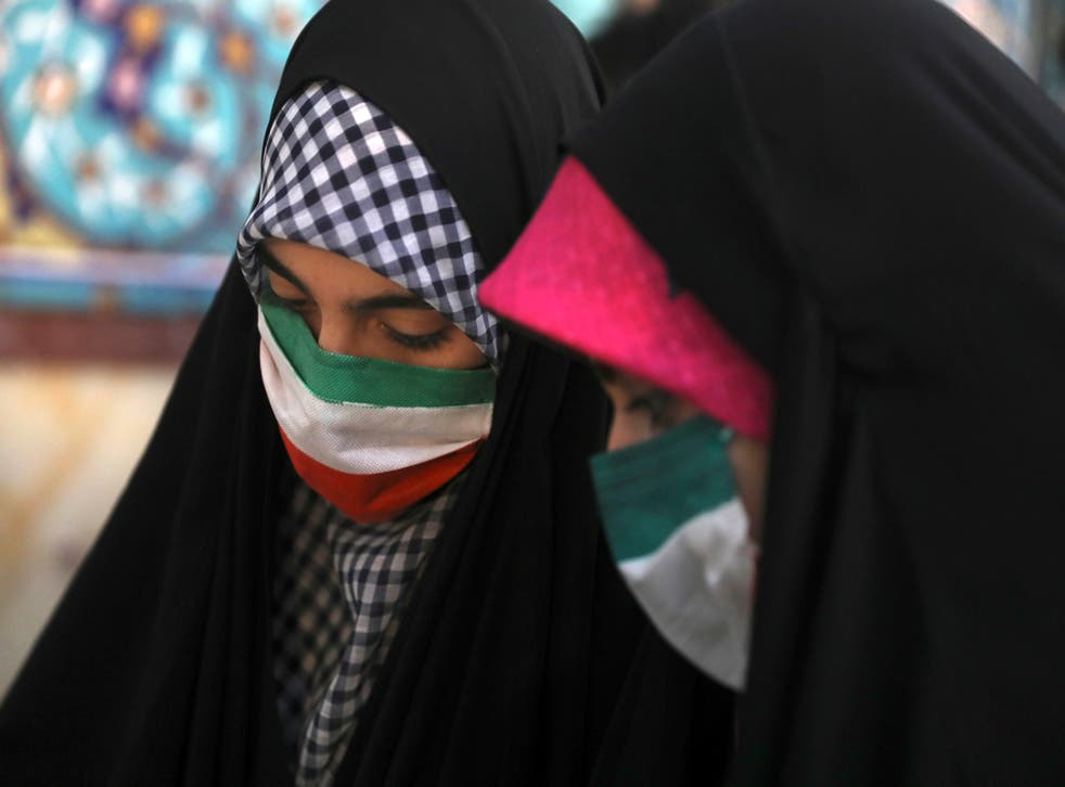 MOR-POL IRAN-ELECCIONES