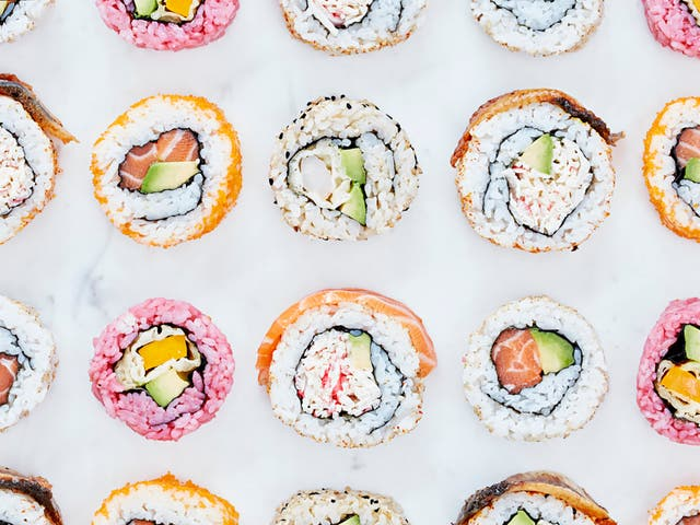 <p>Make the most of National Sushi Day with these recipes</p>