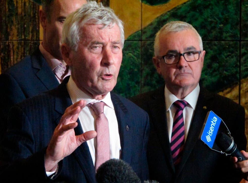 Australia Spy Charged