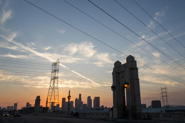 <p>Severe drought in California is leaving the grid more and more susceptible to disruption</p>