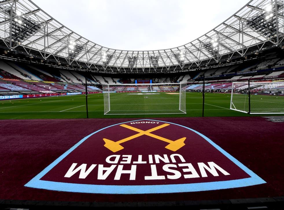 <p>A view inside the London Stadium</p>