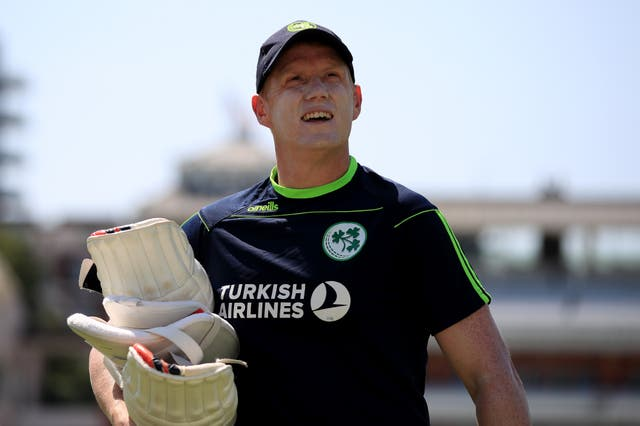 Kevin O'Brien has retired from ODI cricket