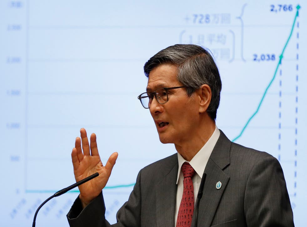 Tokyo Olympic Games should be held behind closed doors, organisers warned |  The Independent