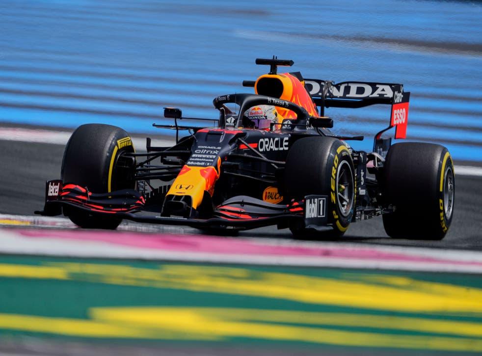 F1-GP FRANCIA