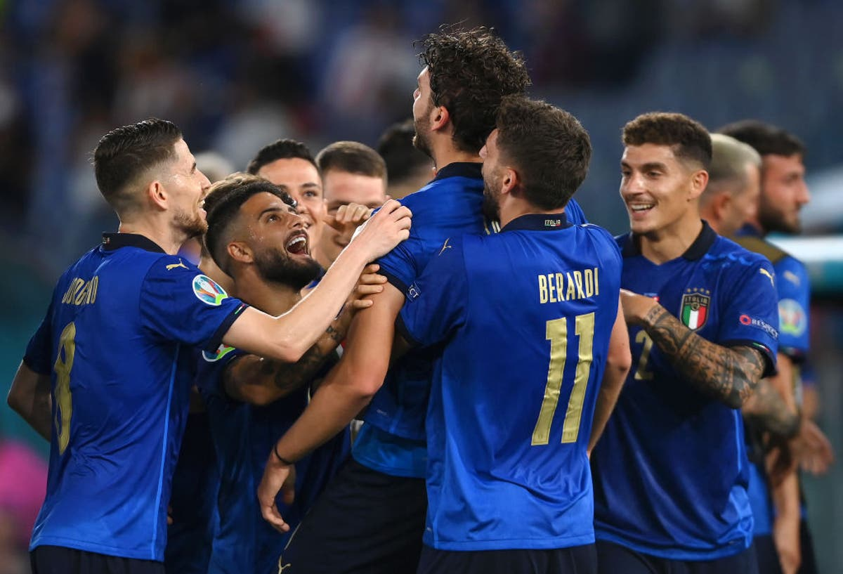 Is Italy vs Wales on TV? Kick-off time, channel and how to watch Euro 2020 fixture today
