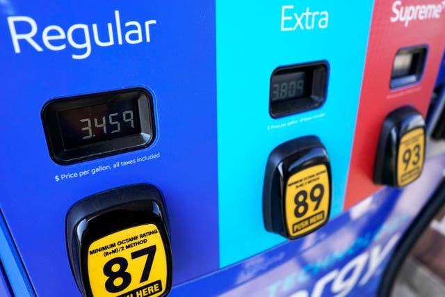 Illinois Gas Price