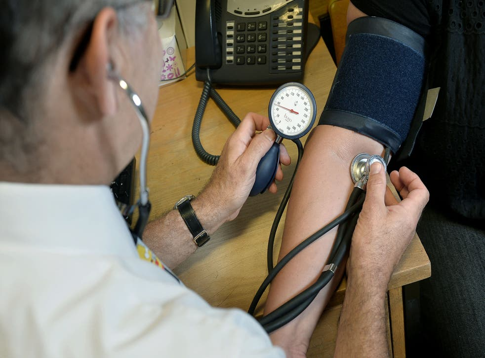 <p>GPs have been conducting less face-to-face meetings with patients during the Covid-19 pandemic (Stock image) </p>