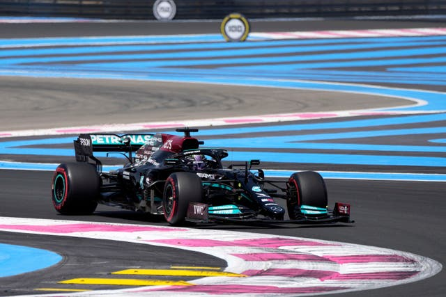 <p>Lewis Hamilton</p>