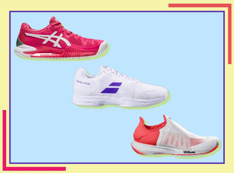 <p>We tested these on a hard court, and assessed them for stability, support, speed, comfort and breathability</p>