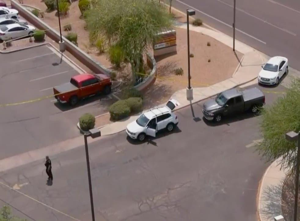 Drive By Shootings Phoenix