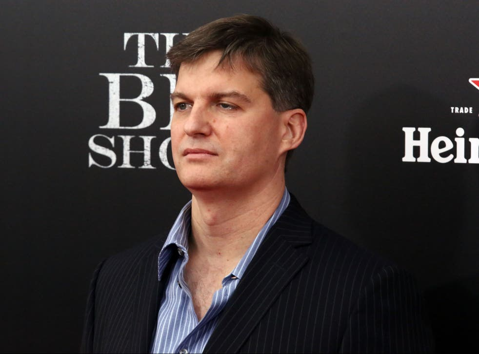 """<p>NEW YORK, NY - NOVEMBER 23:  Michael Burry  attends """"The Big Short"""" New York screening Ziegfeld Theater on November 23, 2015 in New York City.  (Photo by Astrid Stawiarz/Getty Images)</p>"""
