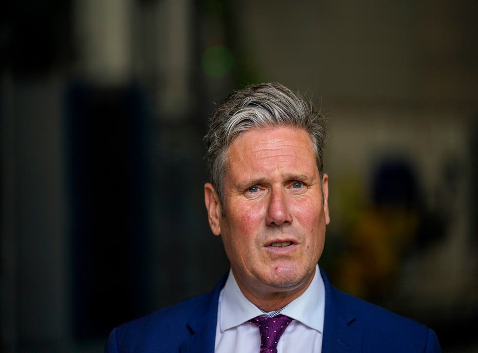 <p>Labour leader Keir Starmer could be in for another electoral drubbing</p>