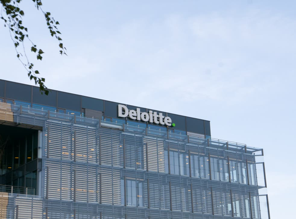 <p>Deloitte's employees in the UK will be able to 'choose when, where and how they work in the future'</p>