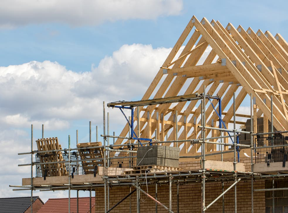 <p>The reforms would see developments in some areas given automatic planning permission</p>
