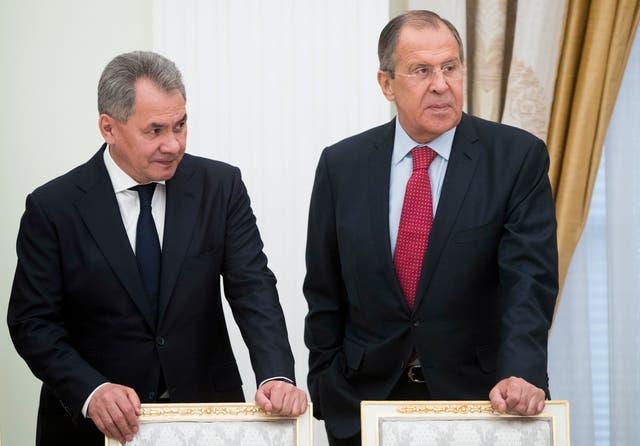 Russia Politics