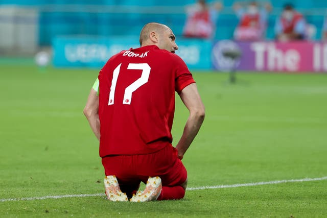 Turkey are hoping to bounce back after defeats in their opening two Euro 2020 games