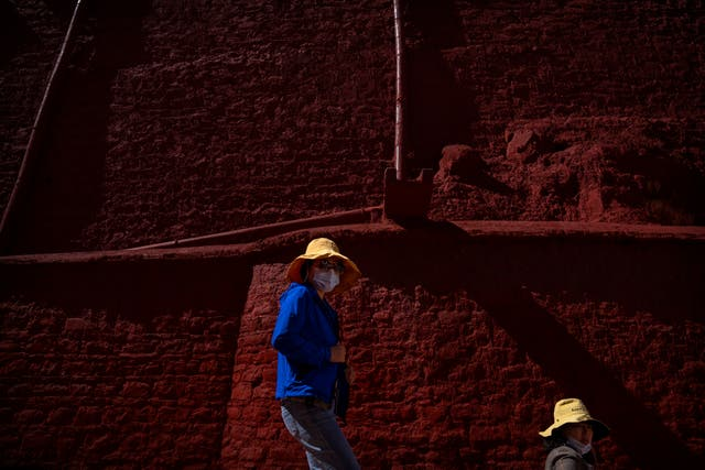 China Tibet Tourism Boom Photo Gallery