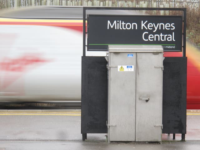 <p>Fare's fair? Part-time commuters using Milton Keynes Central stand to benefit from flexi season tickets</p>