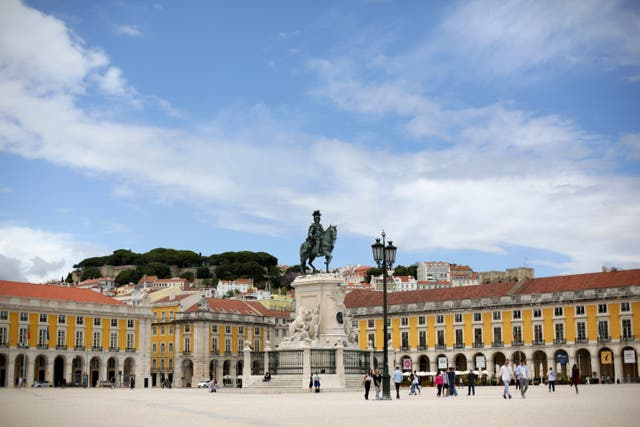<p>Lisbon, formerly on the green list</p>