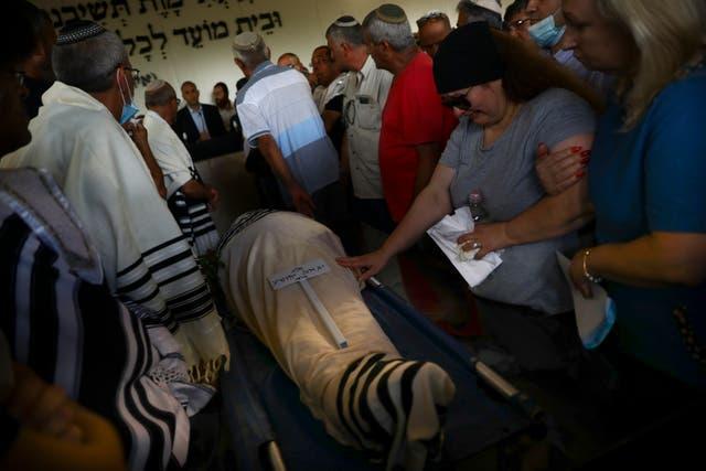ISRAEL ARABES ARRESTADOS
