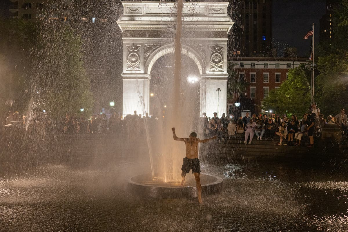 Washington Square Park: Organiser of 'out of control' raves says they have as much right to be there as residents - independent