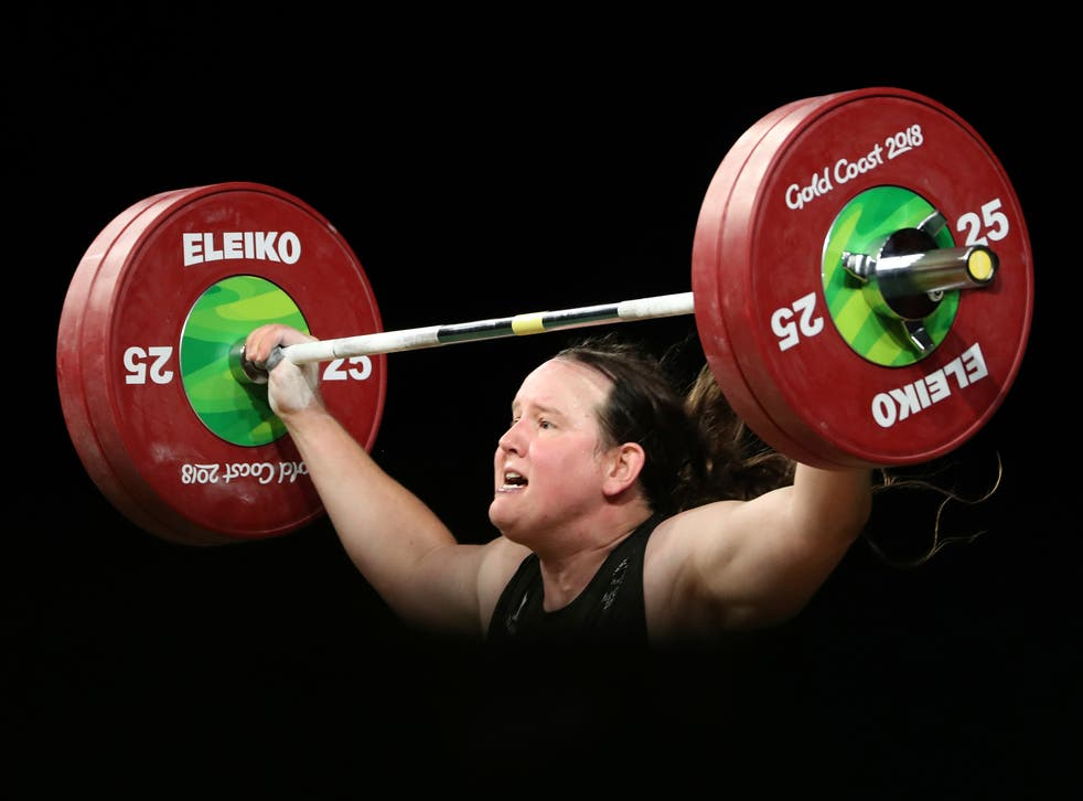 <p>Laurel Hubbard will compete in Tokyo as a transgender athlete</p>