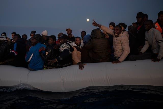 MIGRANTES-LIBIA-VIOLENCIA SEXUAL