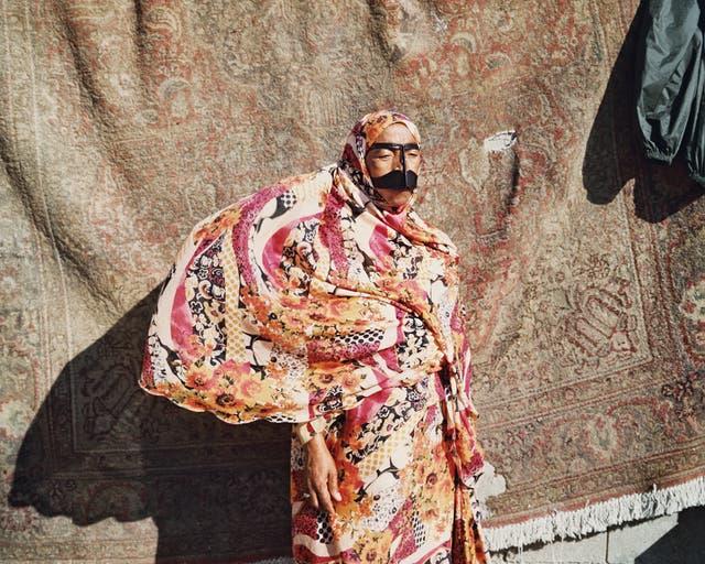 <p>Hoda Afshar. Imagen de Speak The Wind (MACK, 2021)</p>