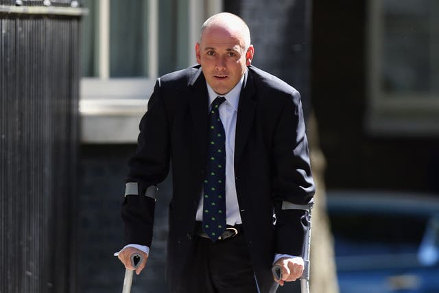 <p>The Conservative MP and chair of the Education Select Committee, Robert Halfon</p>