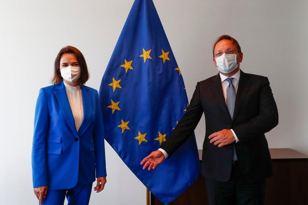 US and EU agree sanctions on Belarus