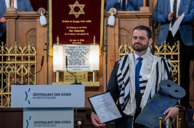 Germany Military Rabbi