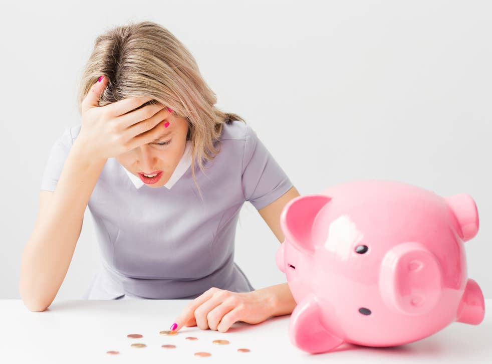 Woman wakes up to discover she's $50bn in debt   indy100