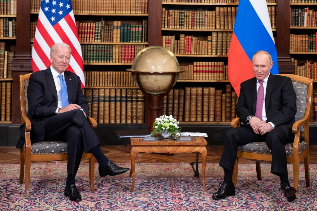 Kremlin says US won't stop trying to 'contain' Russia as Biden administration threatens more sanctions
