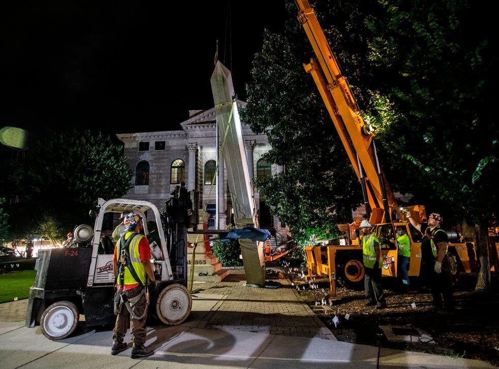 Confederate Monument-Georgia