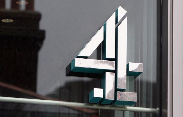 A Channel 4 logo