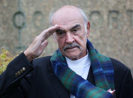 <p>Sean Connery</p>