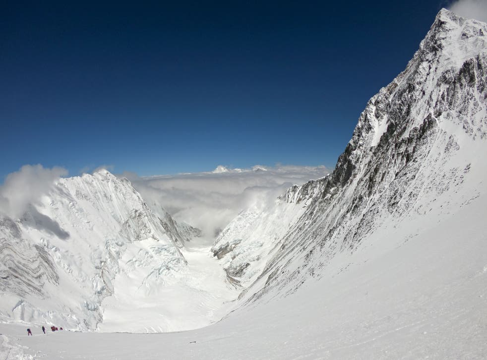 <p>Ms Tsang climbed Mount Everest in 25 hours and 50 minutes last month</p>