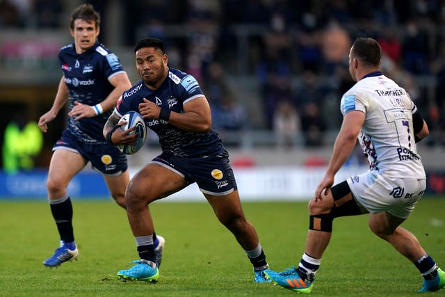 <p>Manu Tuilagi has been forced to withdraw from the England squad</p>