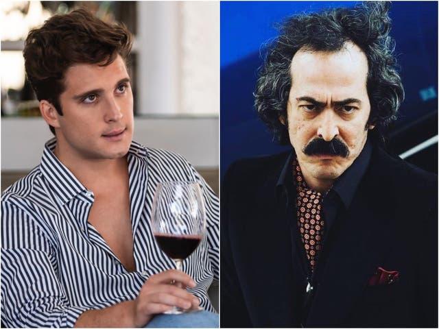 """<p>De acuerdo al propio Bello, las lesiones ocurrieron durante """"la escena en la que yo le cuento a Luis Miguel [Diego Boneta] lo que sucedió con su madre"""".</p>"""