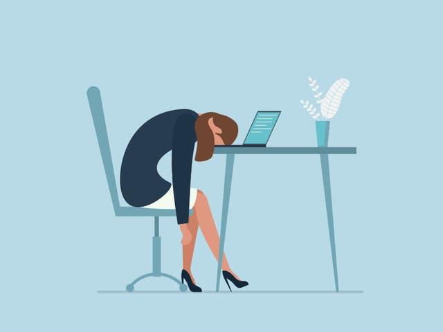 <p>The wider issue of pandemic stress, and the toll it has taken on people's mental wellbeing, is real. It's something companies are going to have to find ways to grapple with</p>