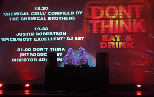 <p>When the music's over: The Chemical Brothers are urging the government to fix British music's post-Brexit touring crisis</p>